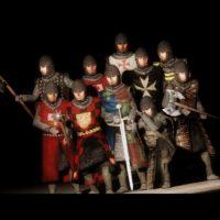 Garry's Mod - Благородные рыцари