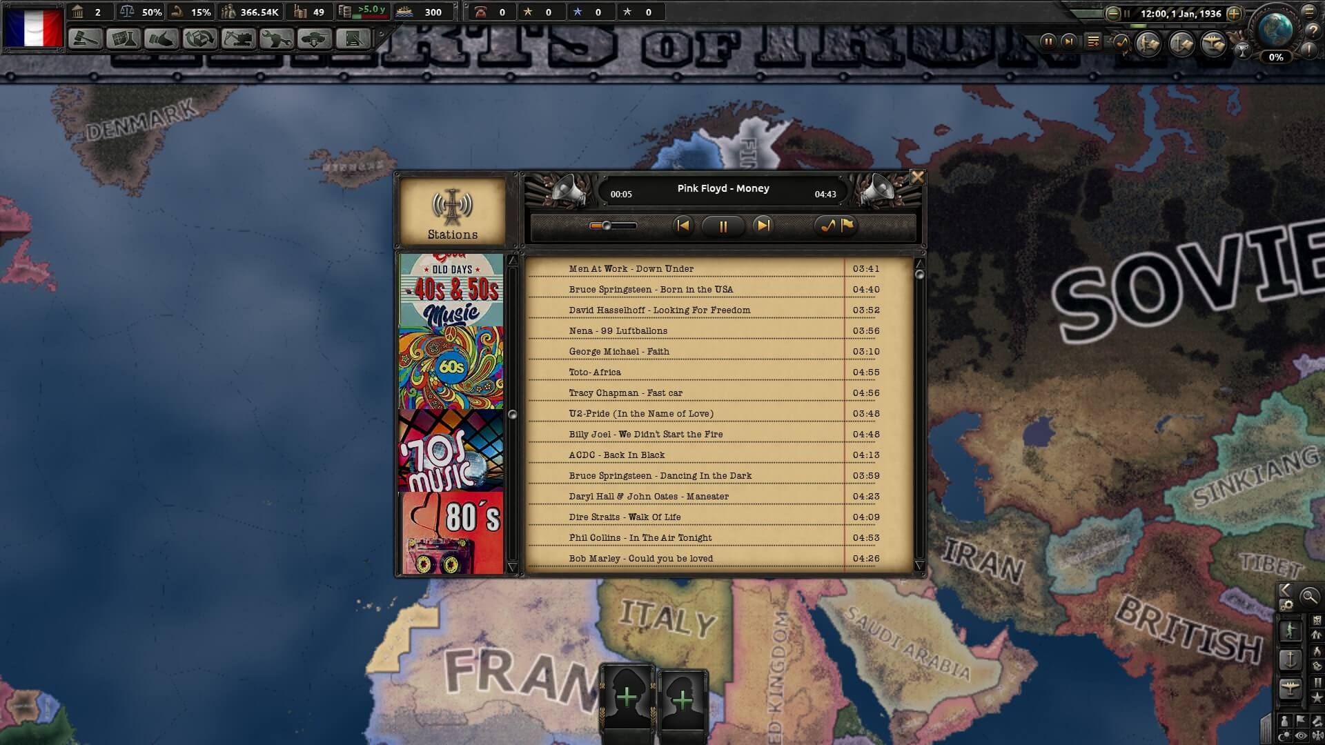 Hearts of Iron IV - Radio Through The Ages