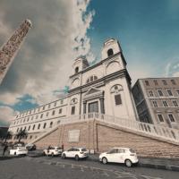 Cities: Skylines - Церковь Тринита-деи-Монти