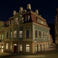 Cities: Skylines - Дома в стиле барокко