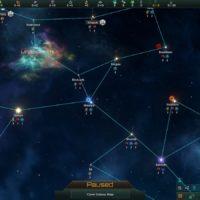 Stellaris - Real Space - Star Cluster