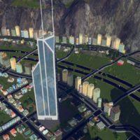 Cities: Skylines - Shimao International Plaza