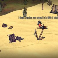 Don't Starve - Takes-the-Shot, the Lukiul