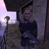 Garry's Mod - sNPC из Half-Life 3