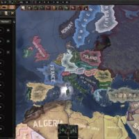 Hearts of Iron IV - Ashes of the Past