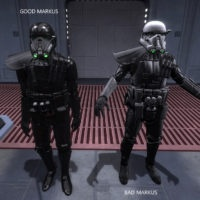 Garry's Mod - Штурмовики смерти из Star Wars (модели)