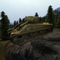 Garry's Mod - [simfphys] armed vehicles