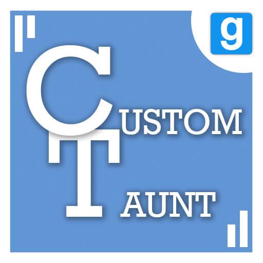 Garry's Mod - Custom Taunt