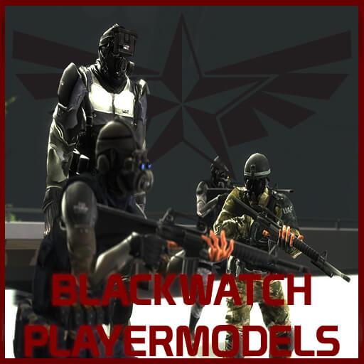 Garry's Mod - Пак игровых моделей из Prototype