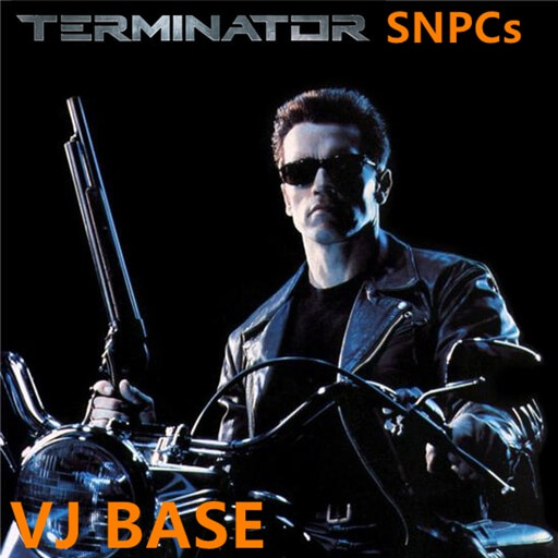 Garry's Mod - Терминатор (sNPC)