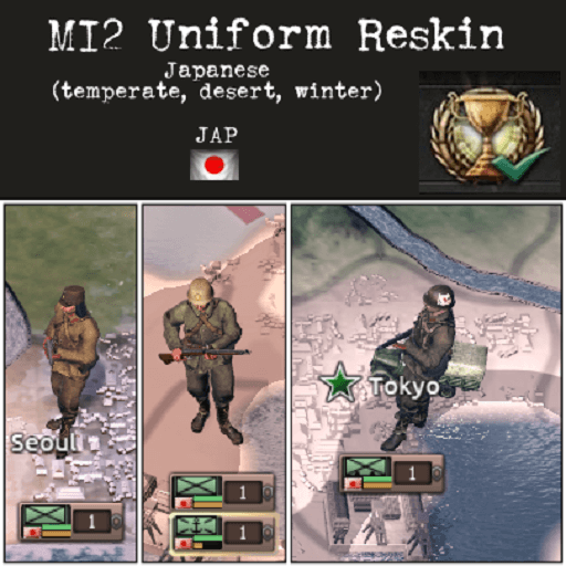 Hearts of Iron IV - MI2: Japan