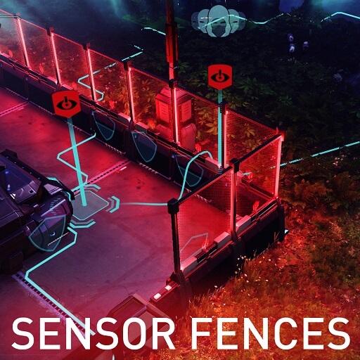 XCOM 2 - Сенсорные ограждения