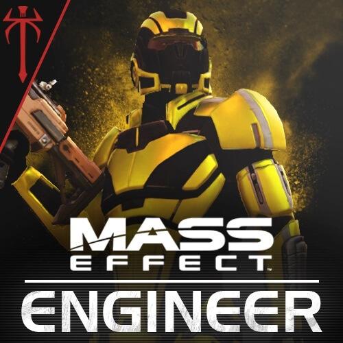 XCOM 2 - Человек-инженер из Mass Effect [WOTC]