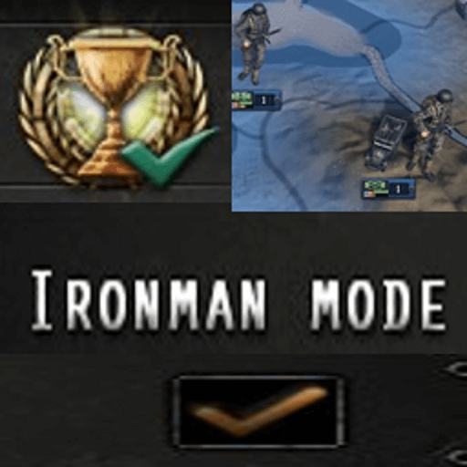 Hearts of Iron IV - Ironman Unit Overhaul
