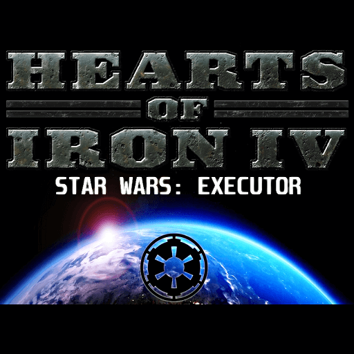 Hearts of Iron IV - Star Wars: Executor