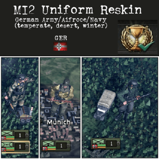 Hearts of Iron IV - MI2: German Reich