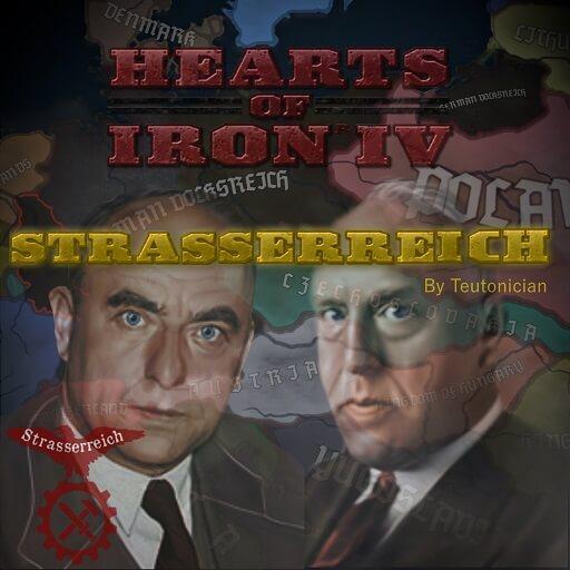 Hearts of Iron IV - Strasserreich