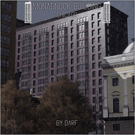 Cities: Skylines - Монаднок (здание)