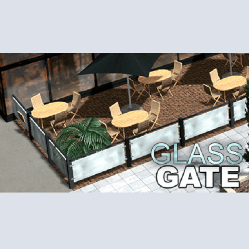 Cities: Skylines - Стеклянные ворота
