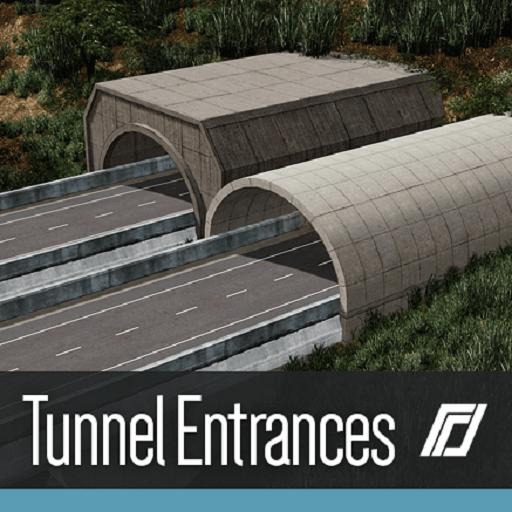 Cities: Skylines - Входы в туннели