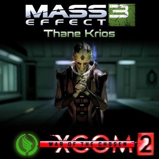 XCOM 2 - Напарник Тейн Криос [WOTC]