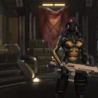 XCOM 2 - Пак Цербера из Mass Effect для WOTC