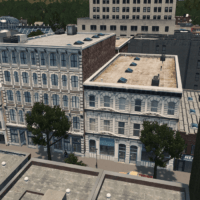 Cities: Skylines - Собор Монреальской Богоматери