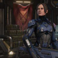 XCOM 2 - Лейтенант Белика из PARAGON