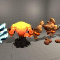 Garry's Mod - Элементали (игровые модели)