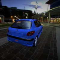 Garry's Mod - Peugeot 206 RC '03 [CrSk Autos]