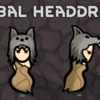 Rimworld - Ретекстуры головных уборов племён