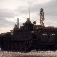Garry's Mod - БМП-2