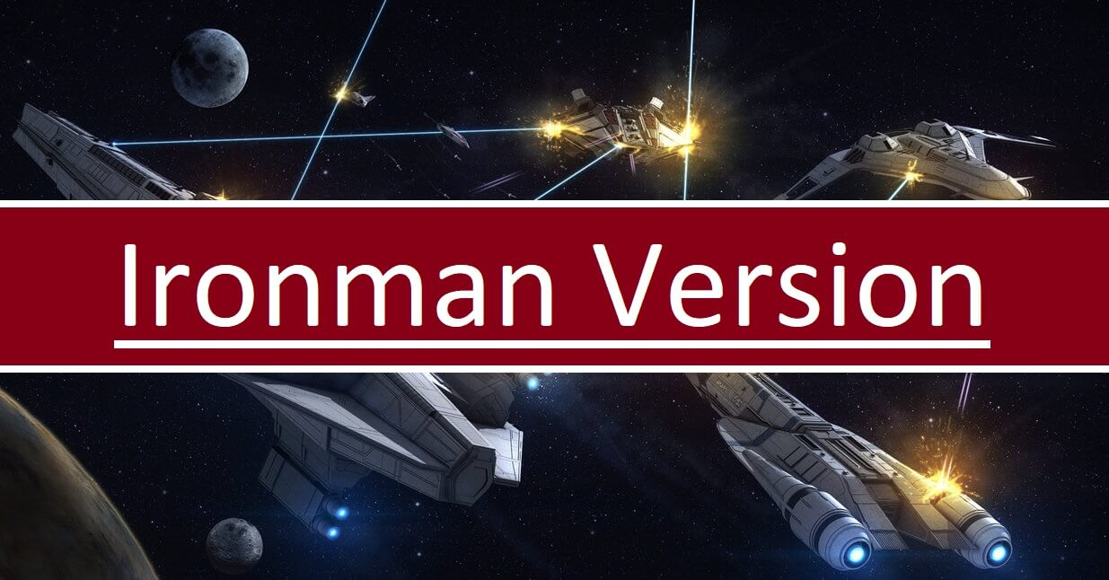 Stellaris - IPG Ironman Version