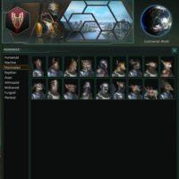 Stellaris - UI Overhaul Dynamic