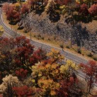 Cities: Skylines - Осенняя тема