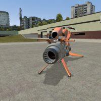 Garry's Mod - Oppressor MK2 из GTA V (проп)