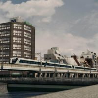 Cities: Skylines - Tobu 500 Series (3/6 Cars) ''Revaty''