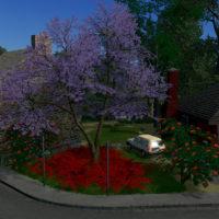 Cities: Skylines - Лантана красная