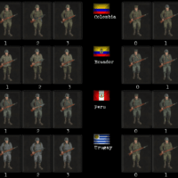 Hearts of Iron IV - MI2: The Americas