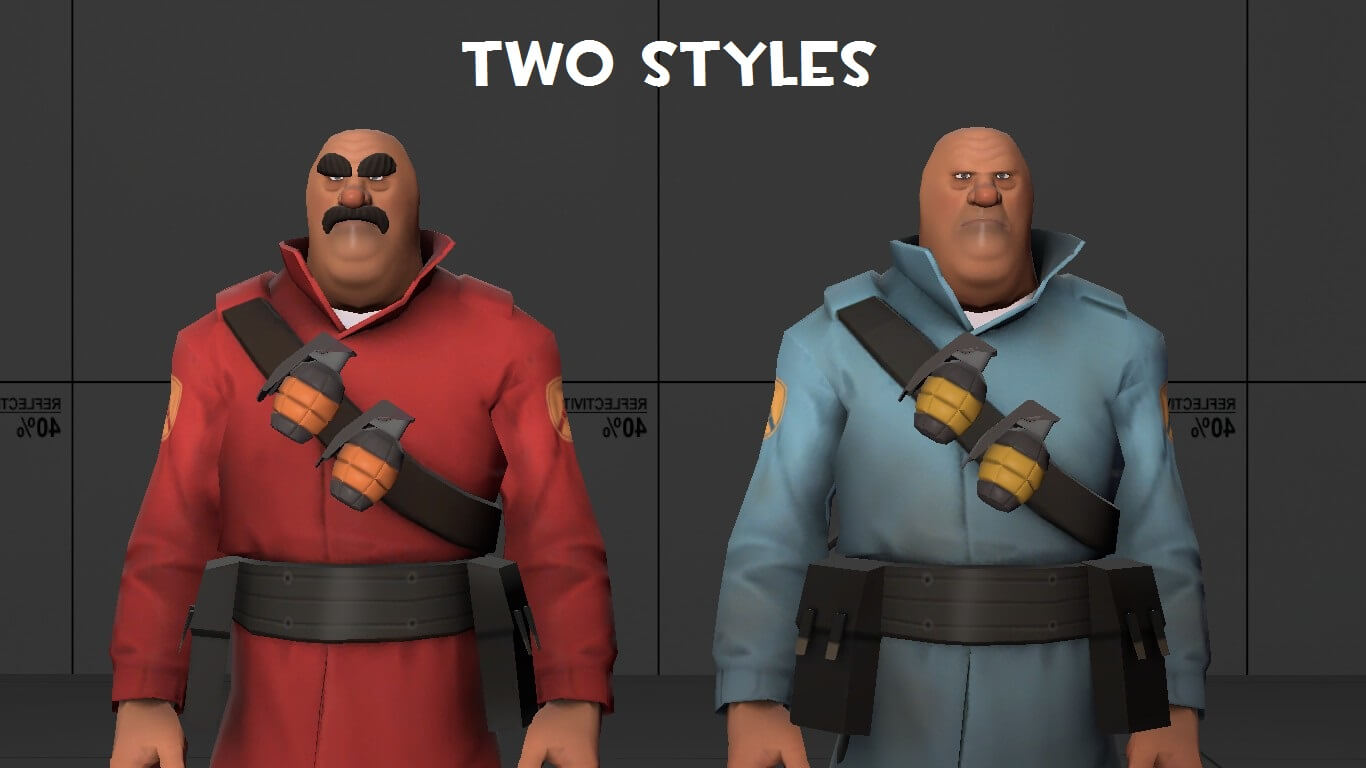 Garry's Mod - TF2 Hex: Sergent Spud