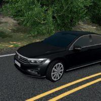 Cities: Skylines - Volkswagen Passat (B8)