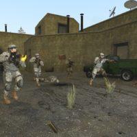 Garry's Mod - Военные из GTA V