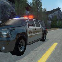 Garry's Mod - Шерифский Declasse Granger из GTA 5