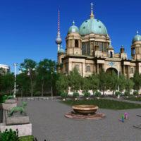 Cities: Skylines - Granitschale