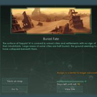 Stellaris - Planetary Curios