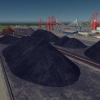Cities: Skylines - Места хранения руд