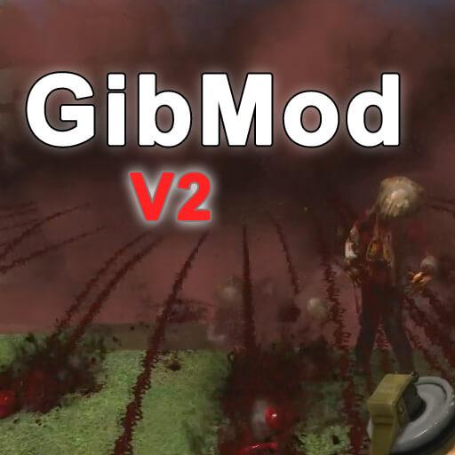 Garry's Mod - GibMod V2