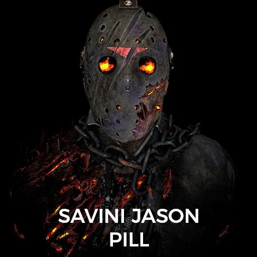 Garry's Mod - Джейсон Вурхиз (Савини)