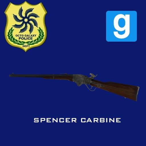 Garry's Mod - Винтовка Спенсера