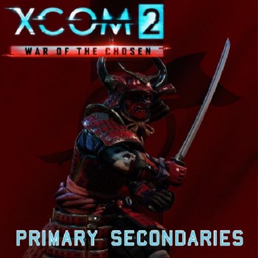 XCOM 2 - Primary Secondaries